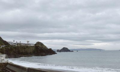 今日の波太の海53