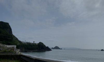 今日の波太の海81